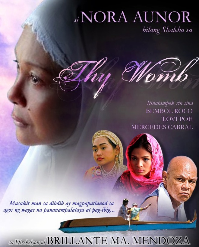 thy womb movie review Ageing filipino midwife shaleha has not been able to give her husband a child,  so she goes on a mission to find him a new, fertile wife.
