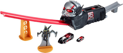 TOYS : JUGUETES - HOT WHEELS  Marvel Ant-Man - Shrink Chamber Shoot Out   Producto Oficial Película 2015 | Mattel CDD28 | A partir de 4 años  Comprar en Amazon España & buy Amazon USA