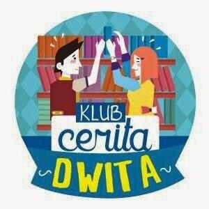 Logo Klub Cerita Dwita #JCDD2