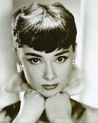 Audrey Hepburn. *_*