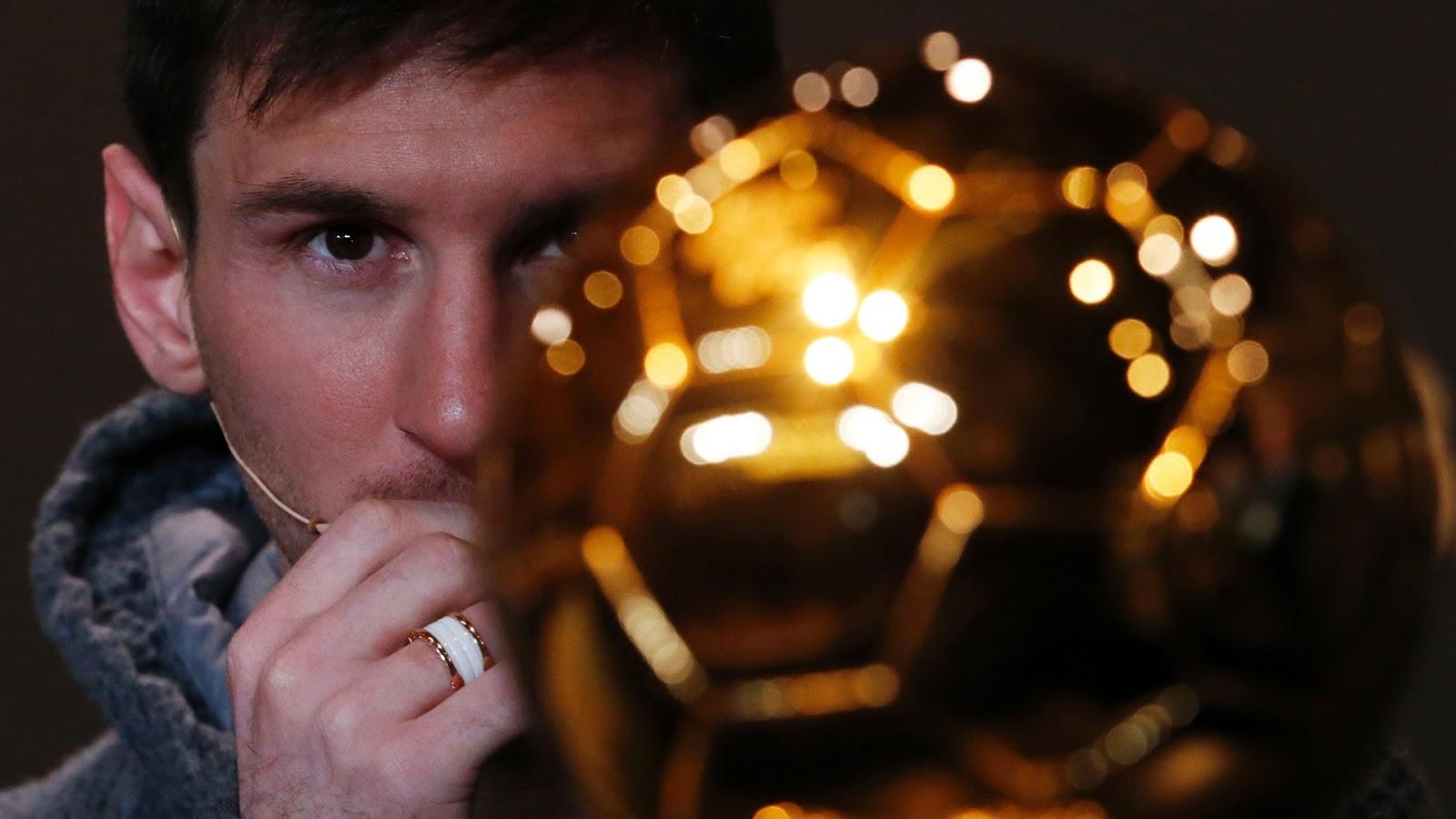 Soccer Wallpaper: Lionel Messi Best Soccer Player Ever