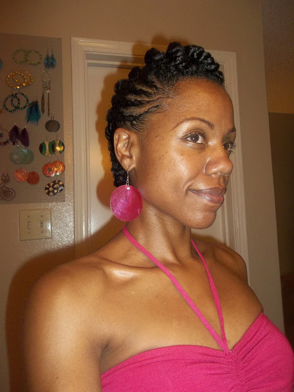 Two Layer Cornrows Styles