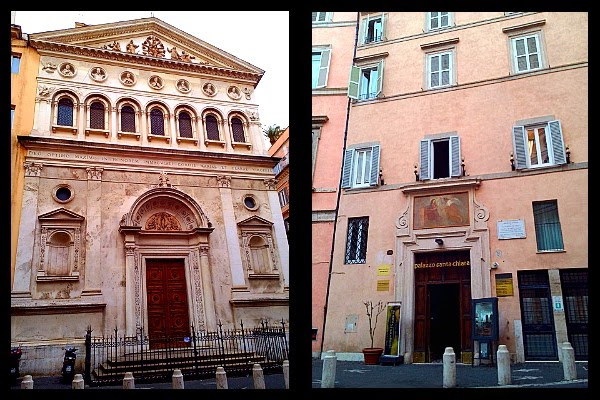 Dom św. Katarzyny ze Sieny