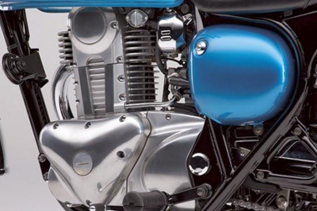 Foto Kawasaki Estrella 250, Motor Klasik / Old School Terbaru title=