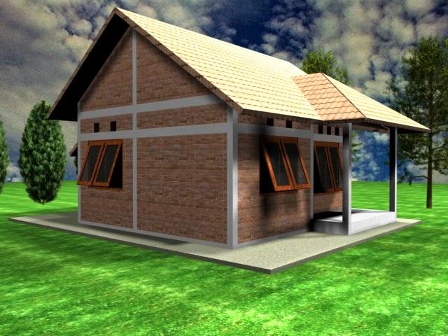 model rumah sederhana,desain rumah sangat sederhana