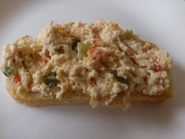 Relleno de pollo para sandwich carrefour el blog de las - Relleno nordico carrefour ...