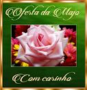 Uma rosa com amor amigo