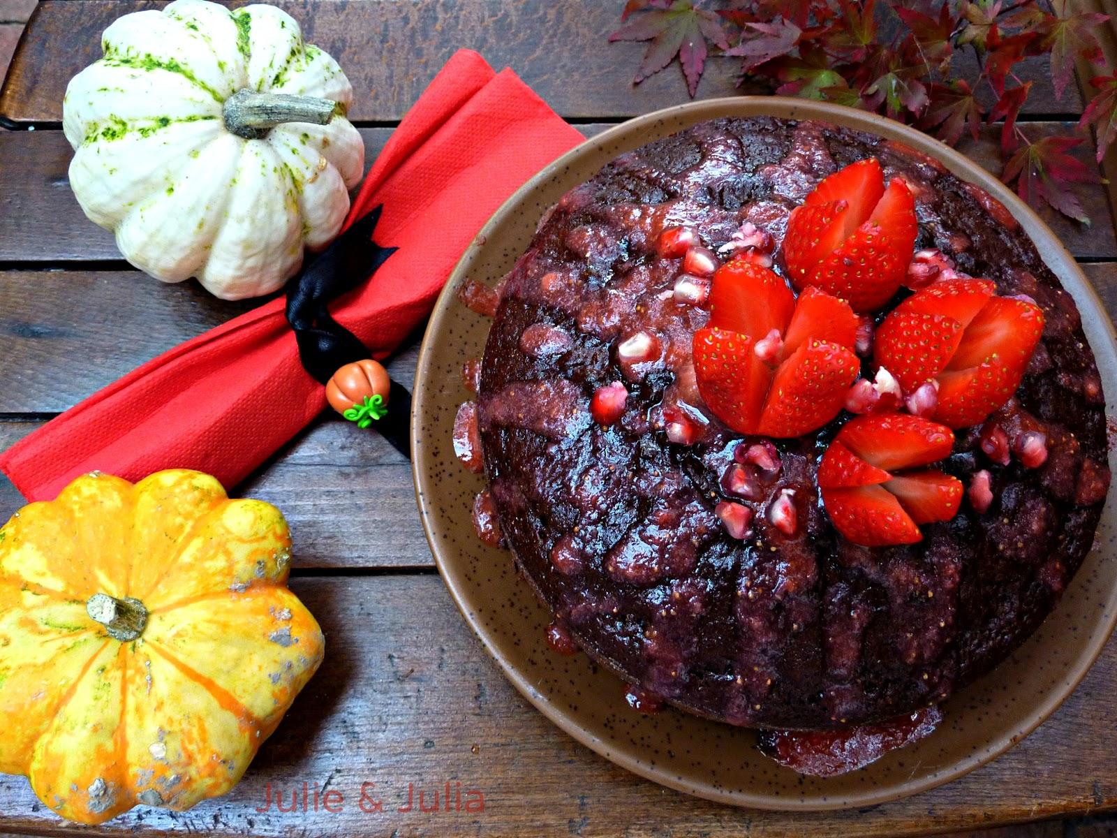Julie & Julia: esperimenti in cucina: Torta al cioccolato con ...