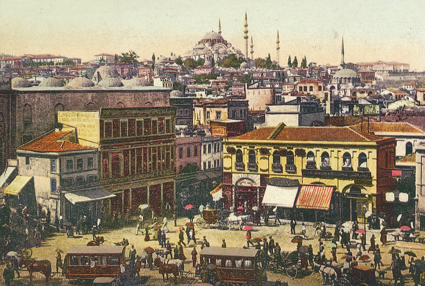 Impedimenta apuntes sobre la m sica turca y del imperio for Club social la moraleja