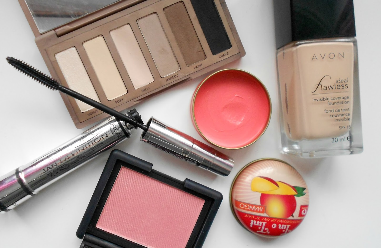 the 5 product face five staple makeup products beginners