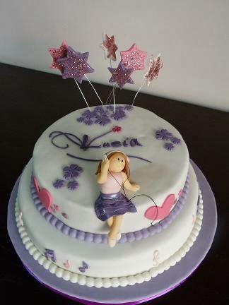 Tarta Violeta