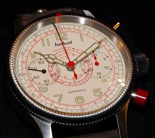 Montre Hanhart Pioneer TachyTele référence 712.200-011