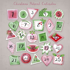 Advent Calendar 2017 by Little Kimono