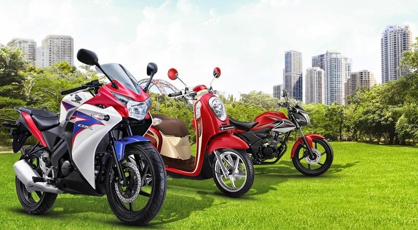 Gambar Motor Honda