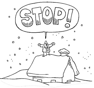 Winter Coloring Pages on Winter Coloring Pages