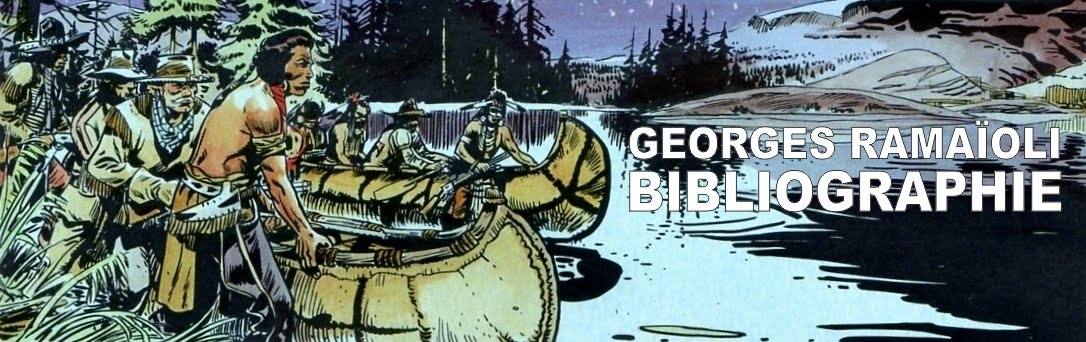 GEORGES RAMAÏOLI - BIBLIOGRAPHIE