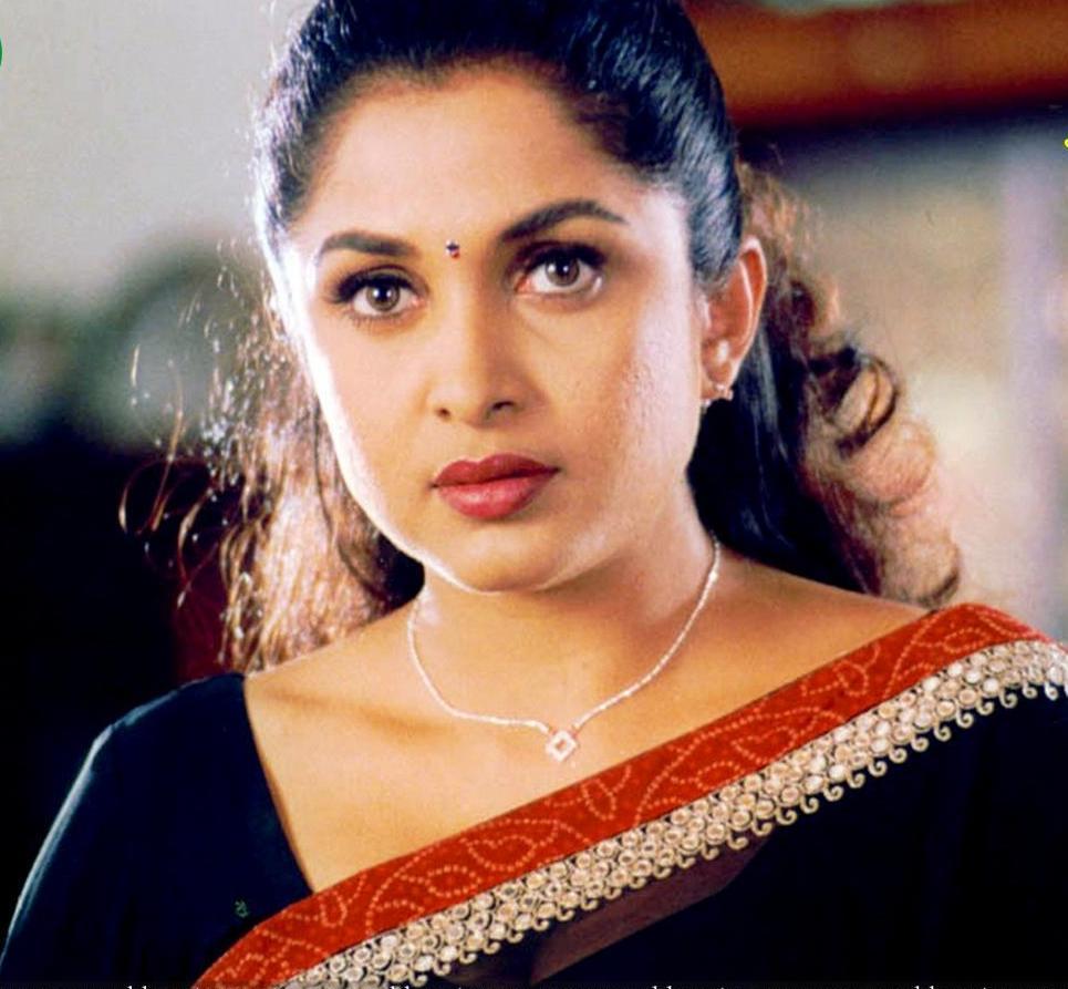 Ramya Krishna Hot