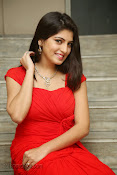 Priyadarshini Glam Pics in Red at Dillunnodu audio-thumbnail-17