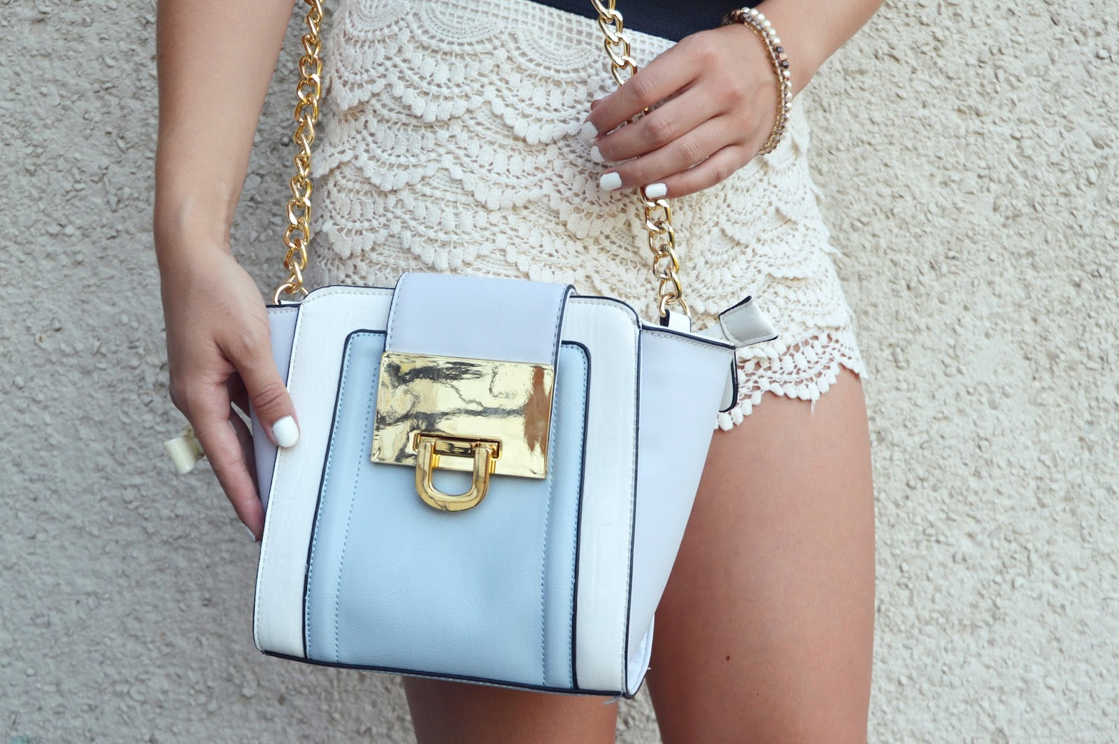 ootd aldo purse