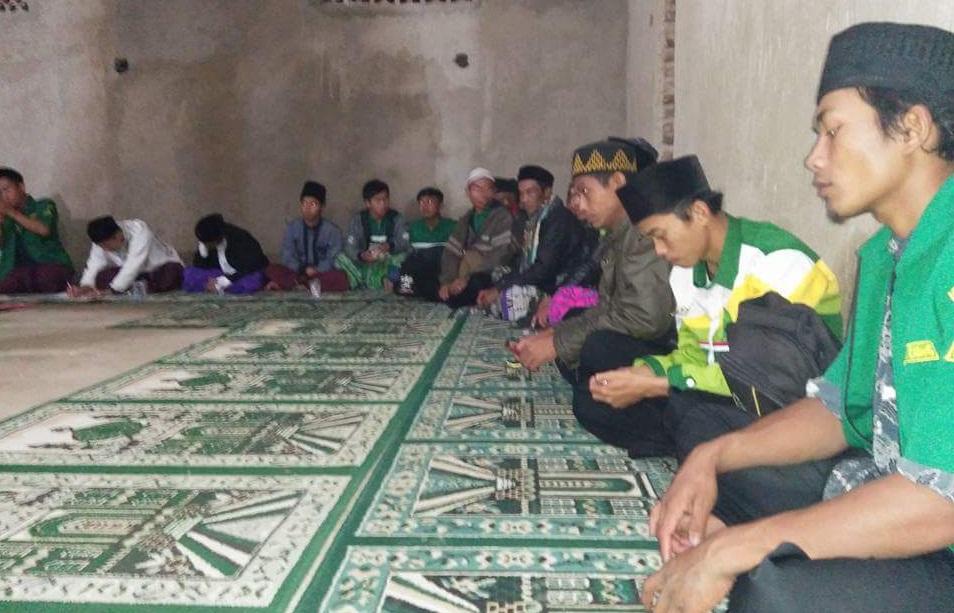 "Gerakan Kaum Muda Bandung Barat ""Halaqoh Rijalul Ghod"""