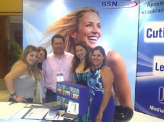 CON EL EQUIPO DE BSN MEDICAL