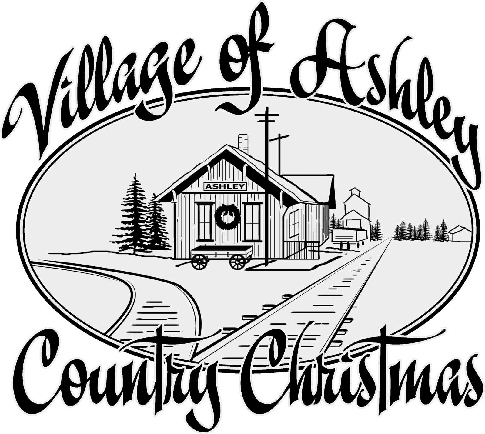 Village of Ashley Country Christmas