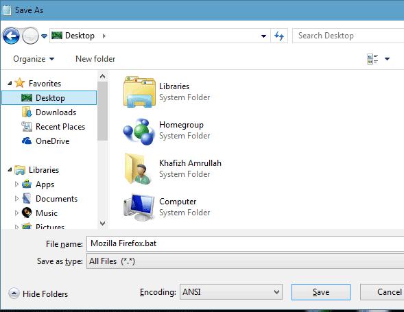 Cara Menjahili Komputer Teman Menggunakan Notepad