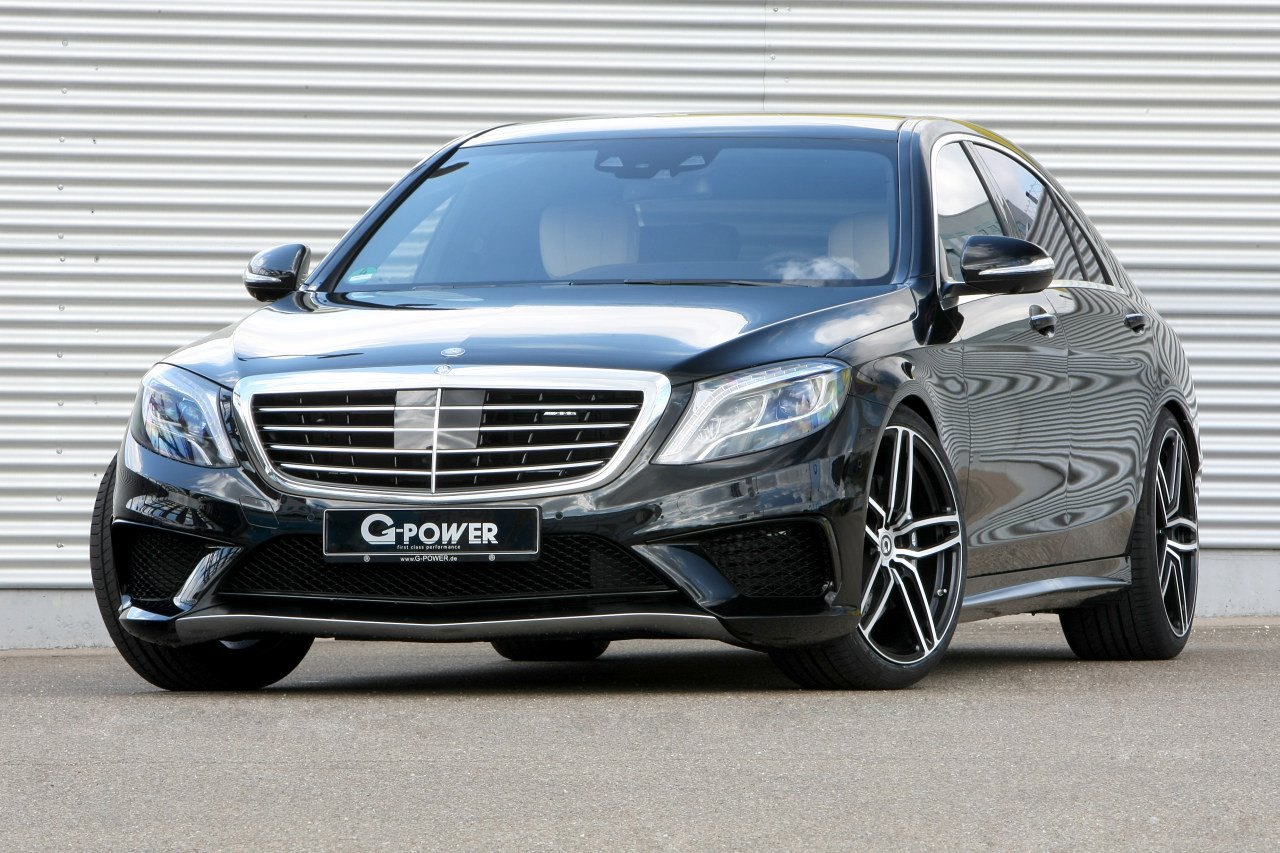 Mercedes benz w222 s63 amg by g power benztuning for Mercedes benz 563 amg
