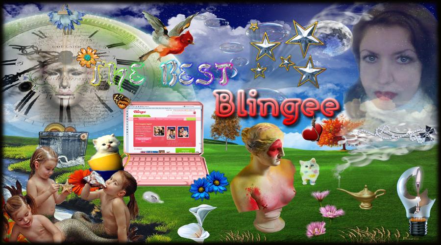 The best Blingee