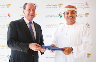 Oman Air Becomes Premium Sponsor Of National Bank Of Oman Golf Classic