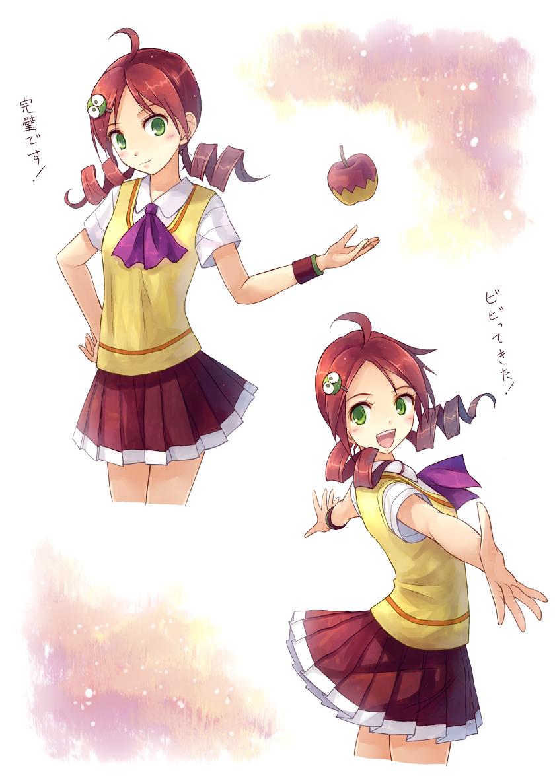 ぷよぷよ あんどうりんご