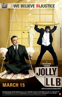 Jolly LLB (2013) (Audio Cleaned) DVDScr XviD 1CDRip Watch Online Free Download