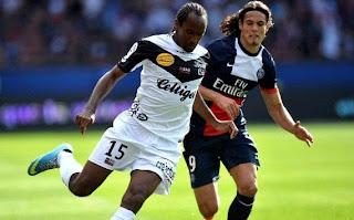 Video Cuplikan Goal PSG VS Guingamp 2-0
