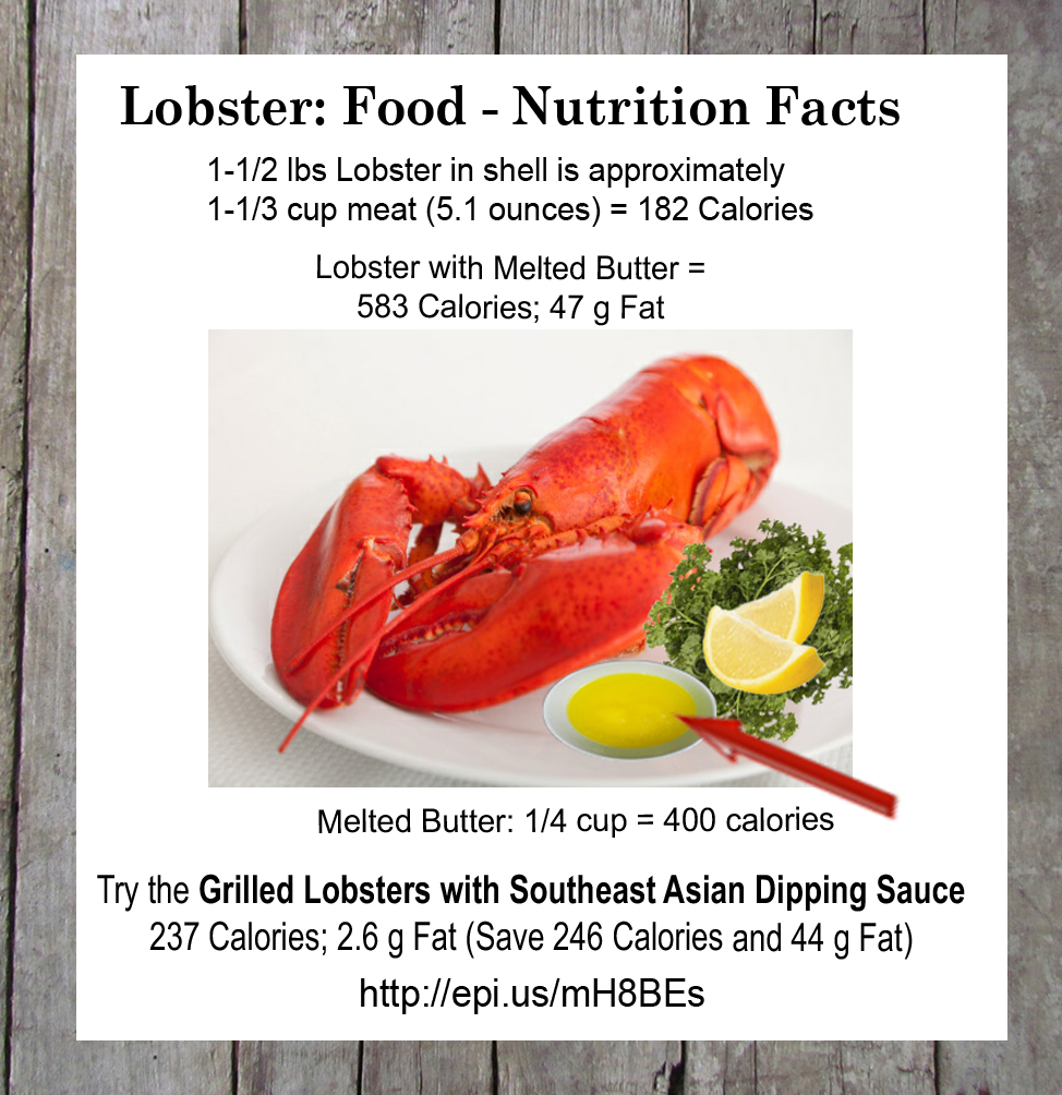 Wellness News at Weighing Success: June 15, National Lobster Day