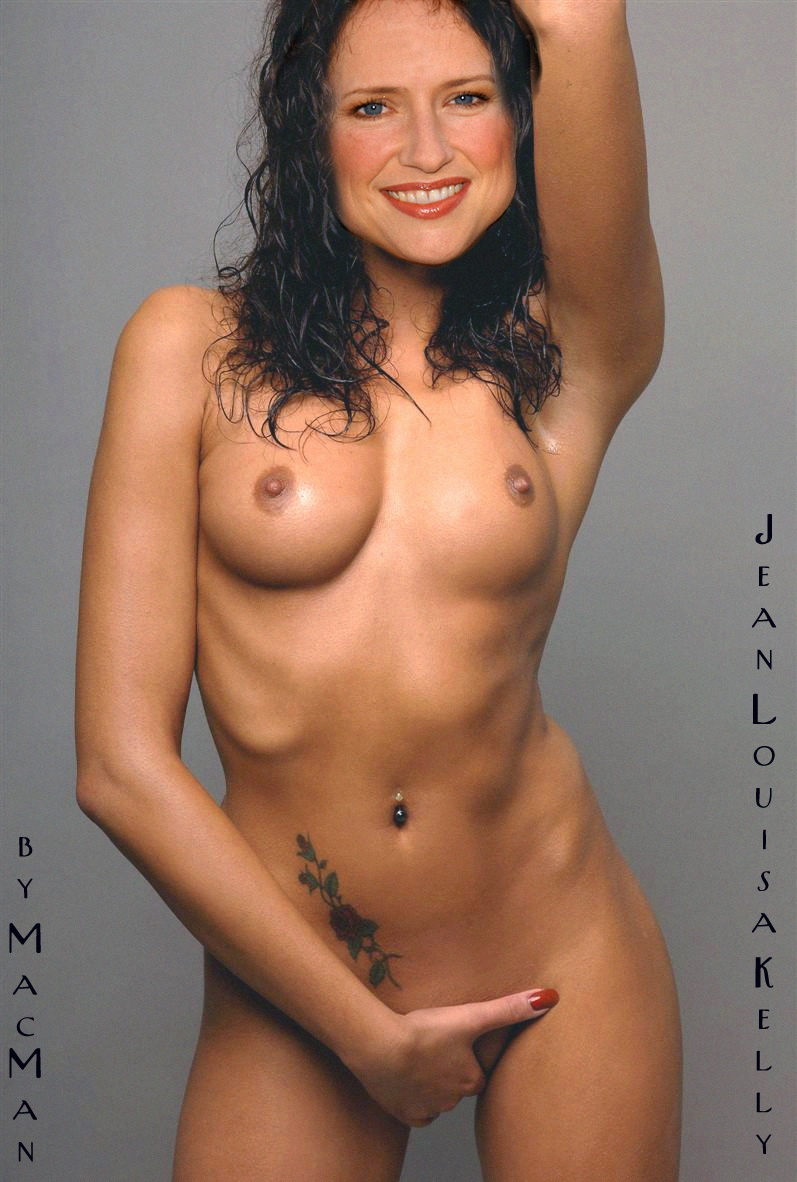 nude Jean louisa kelly