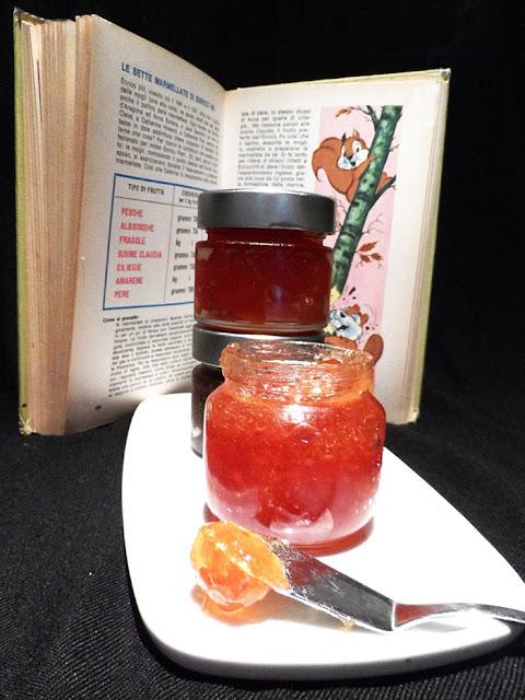 le 7 marmellate di enrico viii: susine - manuale di nonna papera