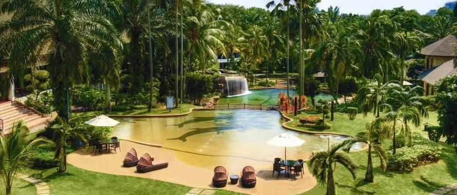 Bercuti Di Cyberview Resort Spa