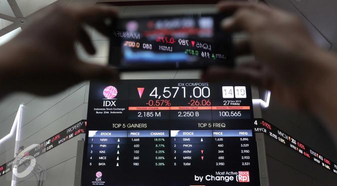 BEI: Nabung Tak Hanya Uang, Saham Juga Bisa
