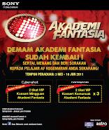 Akademi Fantasia Contest