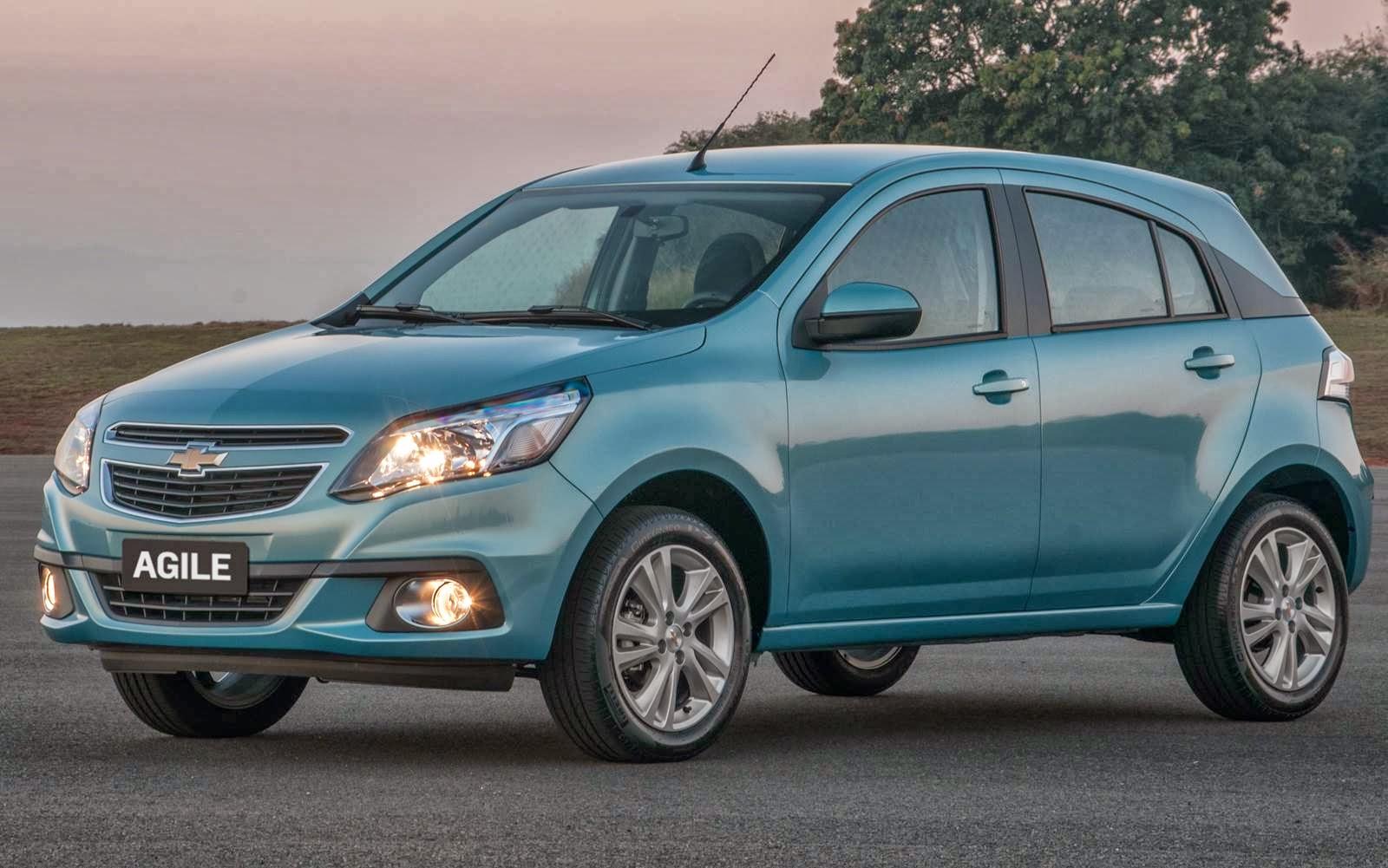 Chevrolet Agile Recall
