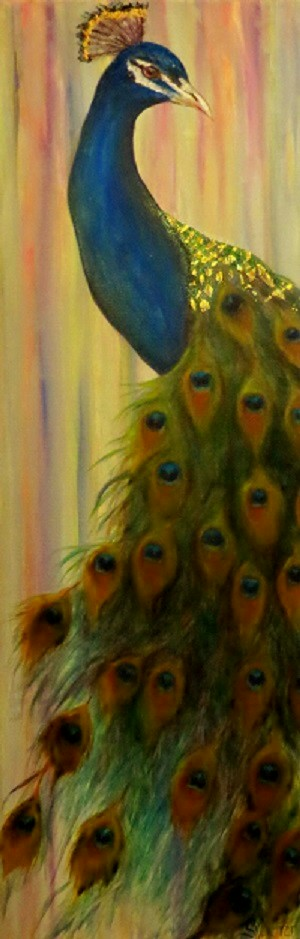 Peacock Ballet de Plume