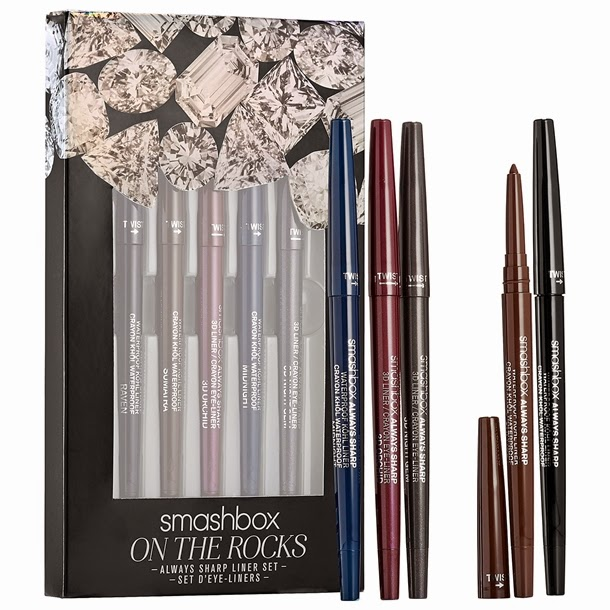Smashbox Always Sharp On The Rocks Always Sharp Liner Set