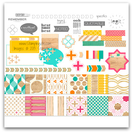 Stampin' Up! Legit Kit Digital Download