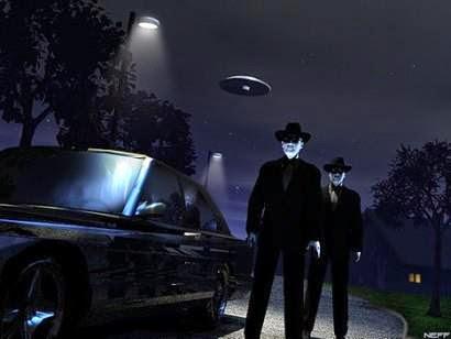 M.I.B. - The real Men in Black
