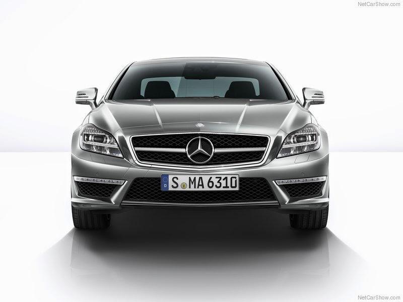 2014 Mercedes-Benz CLS63 AMG S-Model