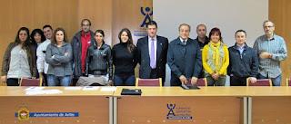 Asamblea Federación de Tenis de Mesa del Principado de Asturias 19-10-2012