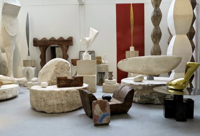 Atelierul lui Constantin Brancusi