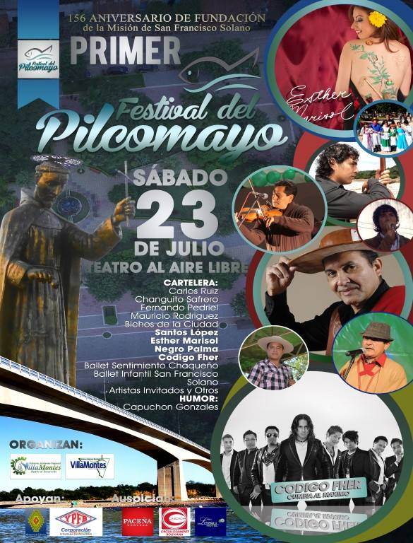 1 FESTIVAL DEL PILCOMAYO