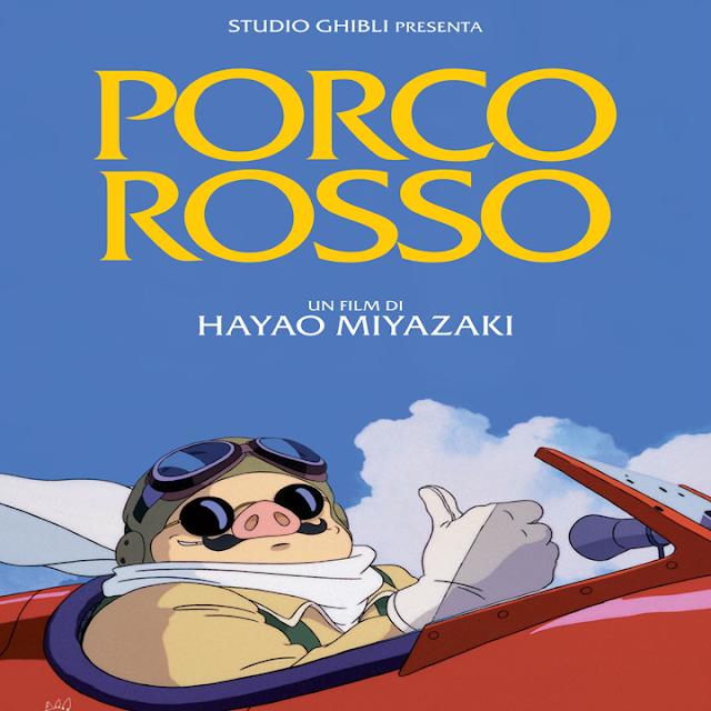 ดูการ์ตูน Porco Rosso  พอร์โค รอสโซ สลัดอากาศประจัญบาน
