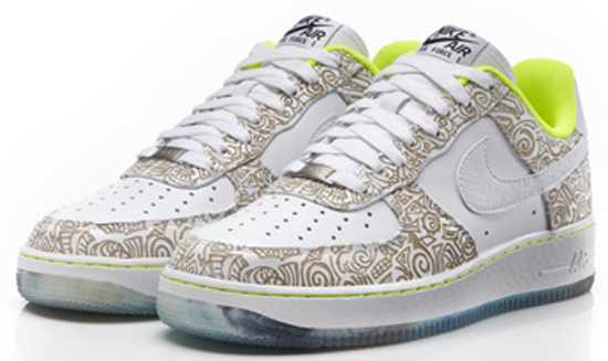 This Nike Air Force 1 Low \u0026#39;07 LE DB \u0026quot;Doernbecher\u0026quot; was originally released in 2008. It was designed by Colin Couch and comes in a white, white and volt ...